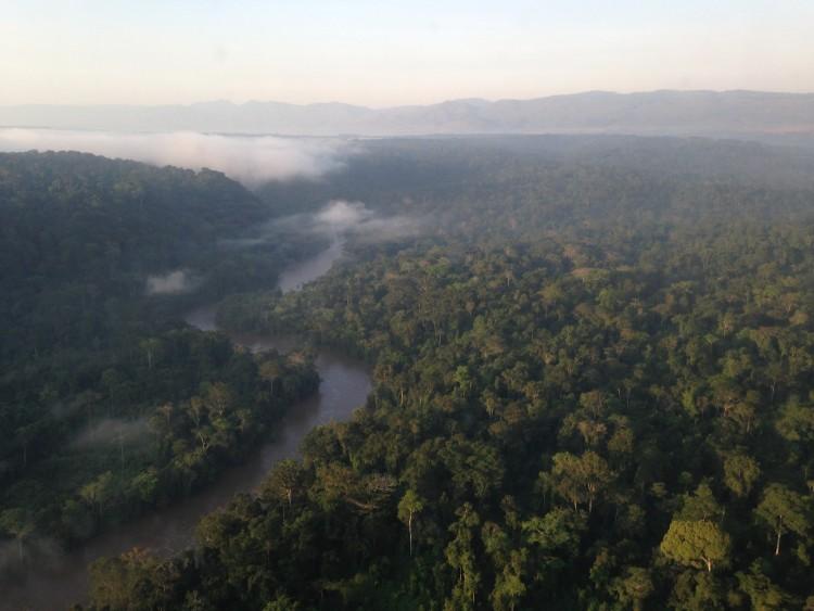 The Semuliki valley, the traditional heartland of the ADF rebellion (Photo: Dearbhla Glynn)