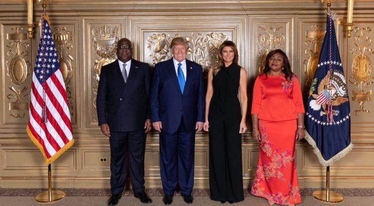 © Twitter/Présidence RDC