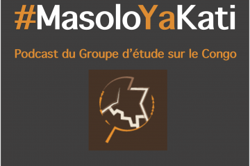 Logo du podcast Masolo Ya Kati